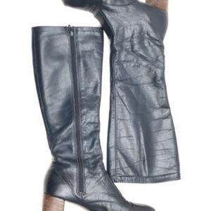VTG Joyce California Slouchy Boots SZ 6.5 Calf